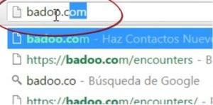 accede a la web