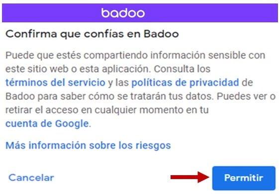 ¿Cuáles son los pasos para crear cuenta en badoo?