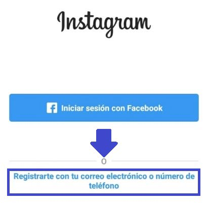 ¿Cómo Crear cuenta en Instagram?