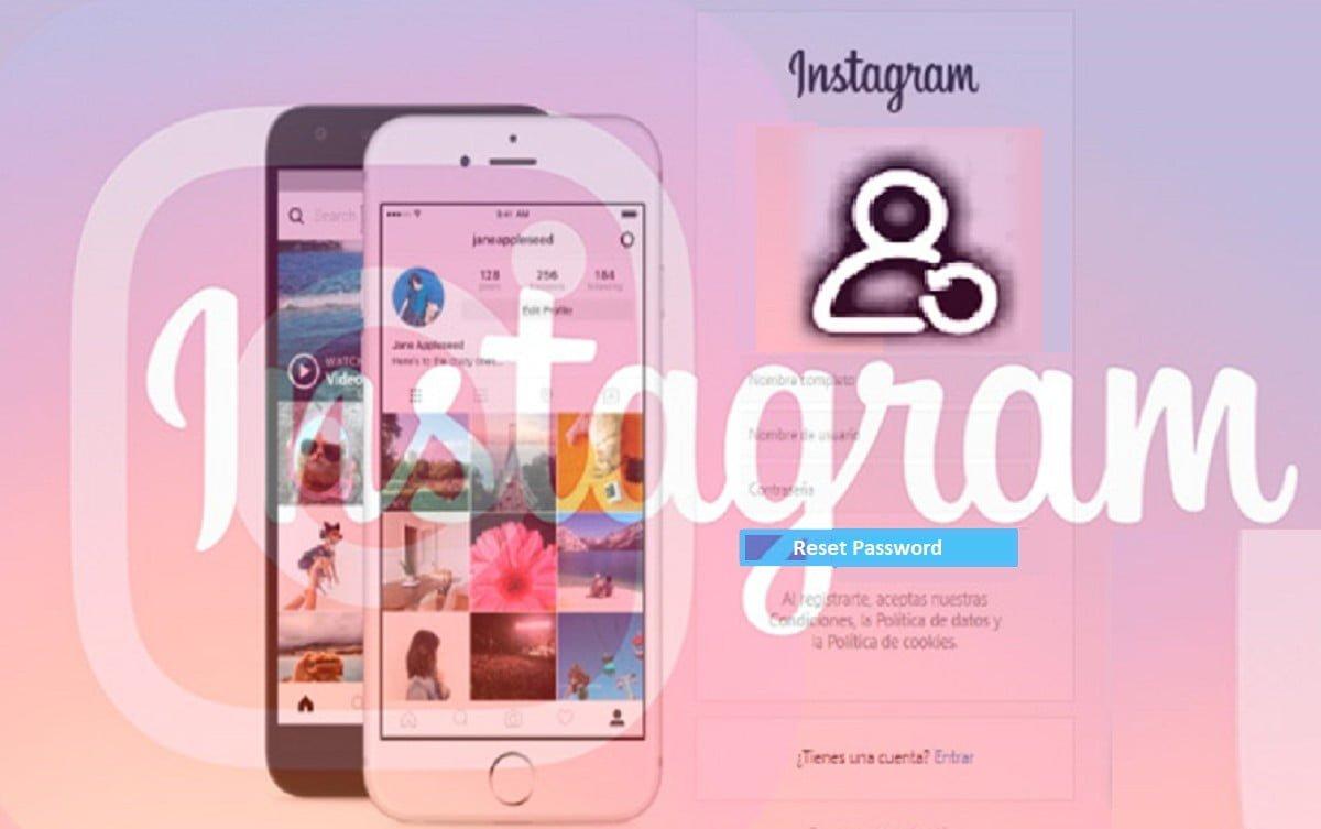 Recuperar Cuenta de Instagram