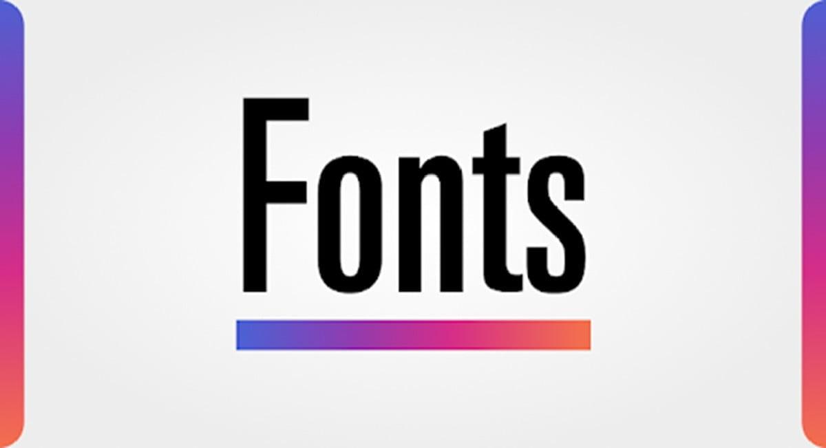 ¿Cómo Cambiar La Letra En Instagram? Pon Otra Tipografía, PASO A PASO