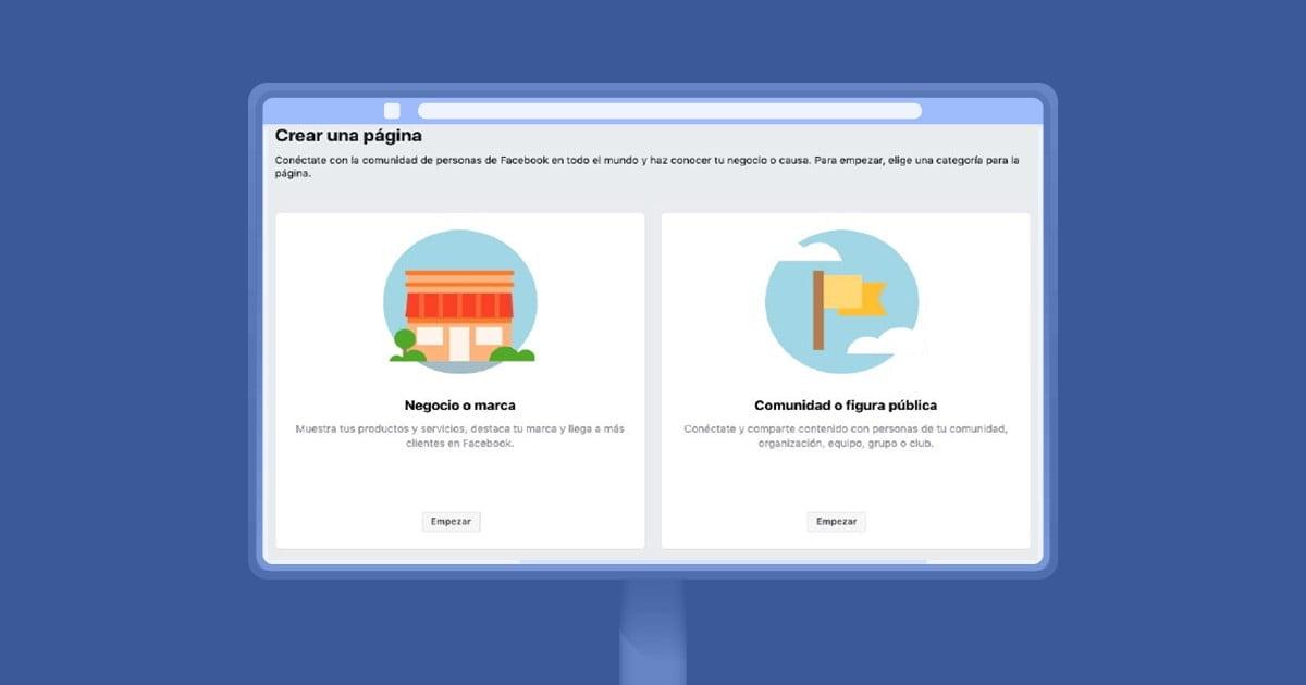 ¿Cómo Crear Página de Facebook? PASO A PASO