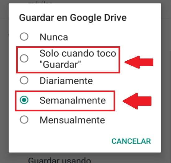 ¿Cómo hacer copia de seguridad en WhatsApp? PASO A PASO