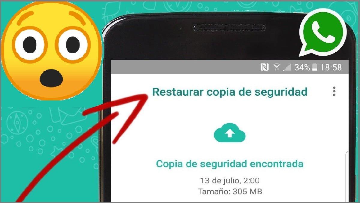 ¿Cómo recuperar conversaciones de WhatsApp? PASO A PASO