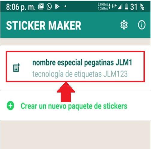 ¿Cómo crear Stickers de WhatsApp? PASO A PASO