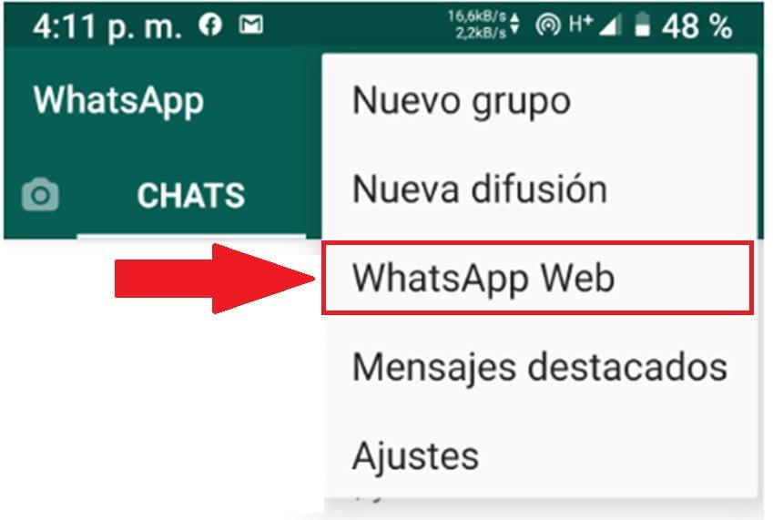 ¿Cómo usar WhatsApp Web? PASO A PASO