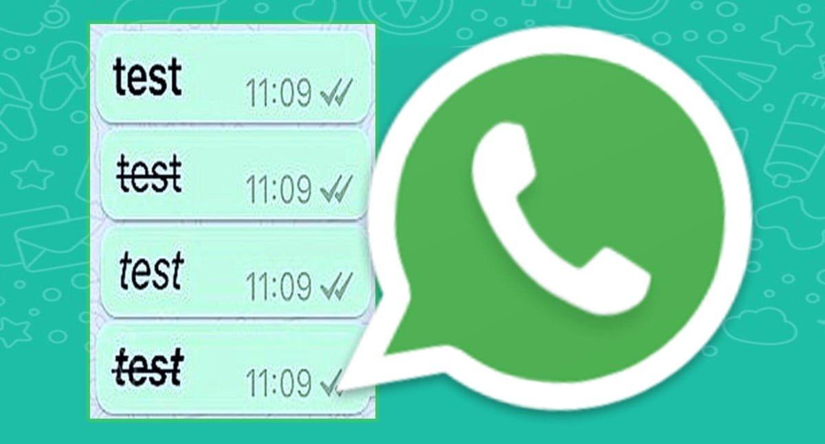 poner negritas o formatos de texto en WhatsApp
