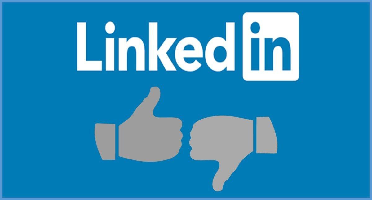 ¿Cuáles son las ventajas y desventajas de LinkedIn? PASO A PASO