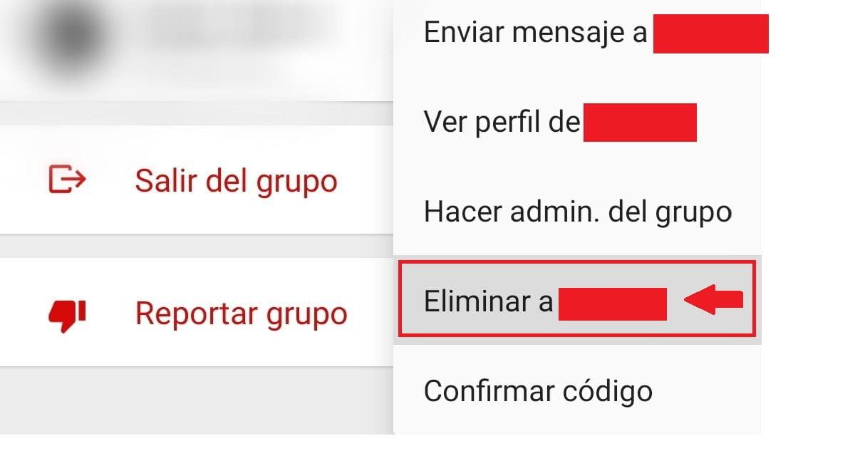 ¿Cómo eliminar grupo de WhatsApp?