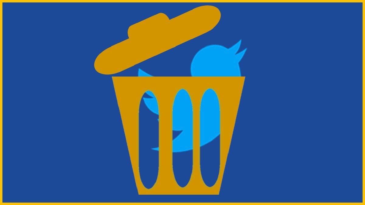 ¿Cuáles son los pasos para borrar tweets antiguos en Twitter?