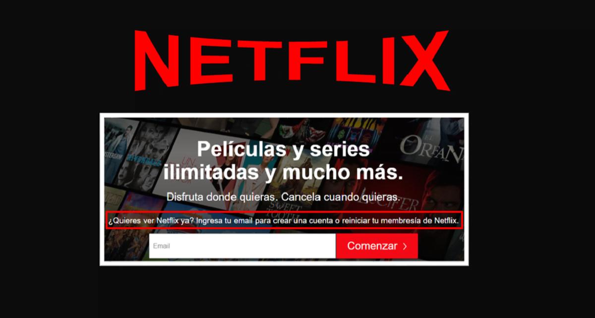 Formas de tener un mes gratis en Netflix